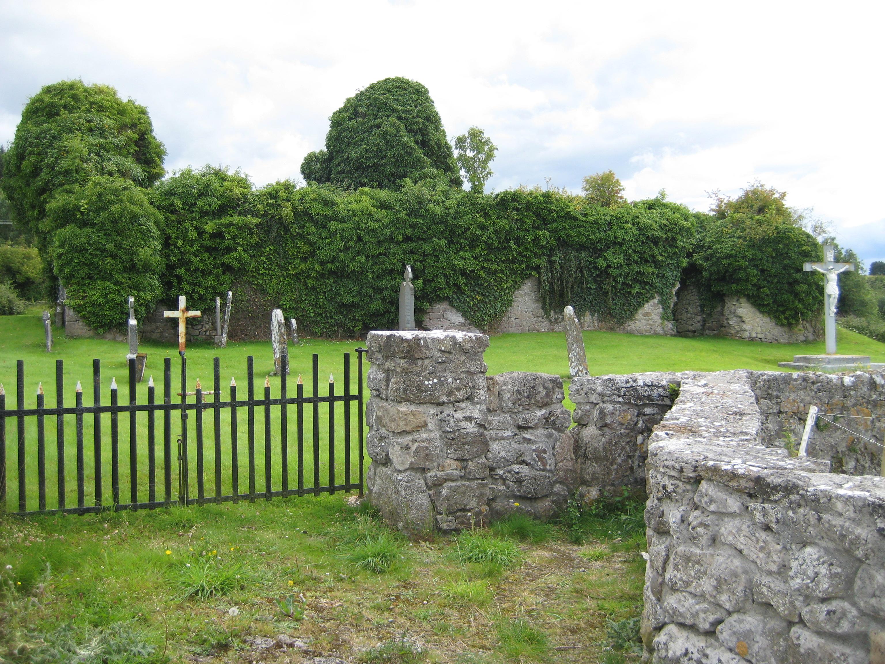 Old Kilbarron Abbey