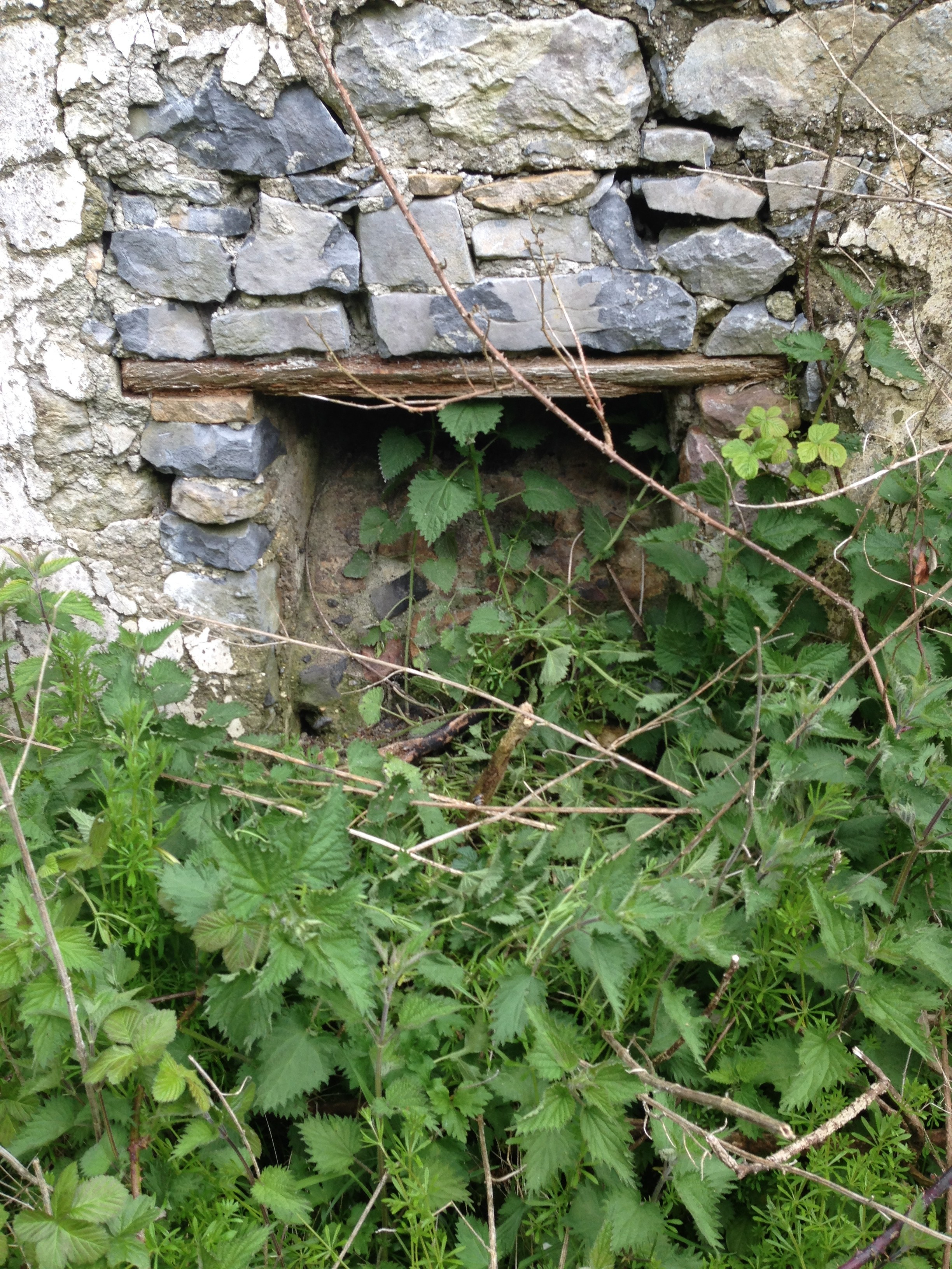 Old Fire Place